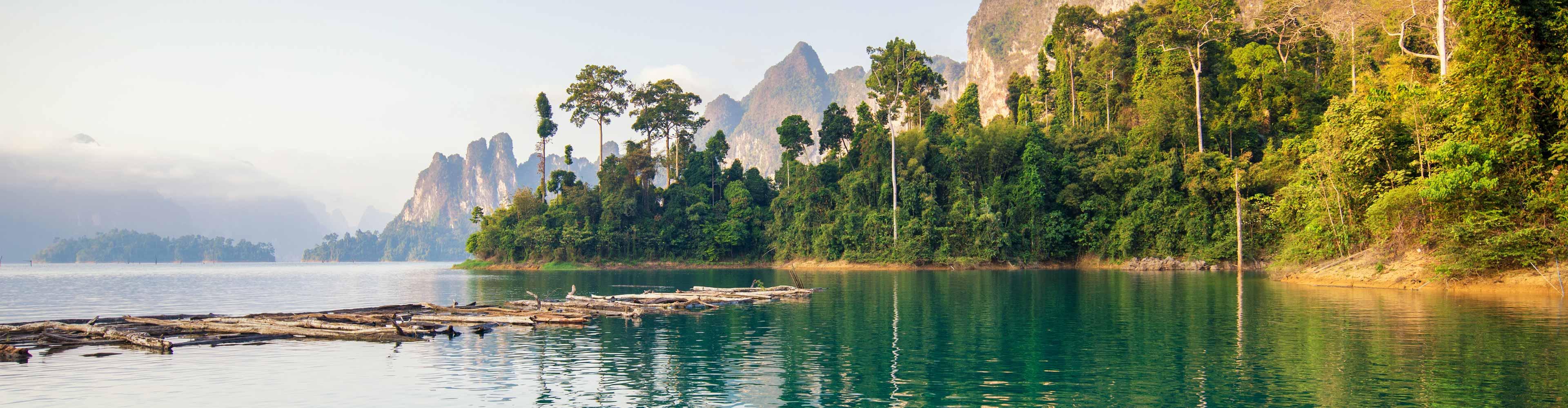 Explore Thailand to Singapore