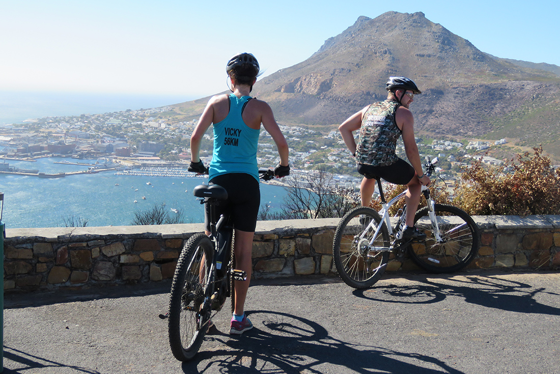 Cycle South Africa 1