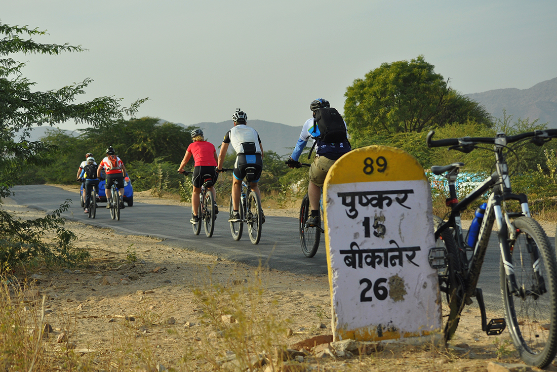 Cycle South India 1