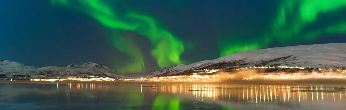 East Greenland: Northern Lights (Sea Adventurer) 2017