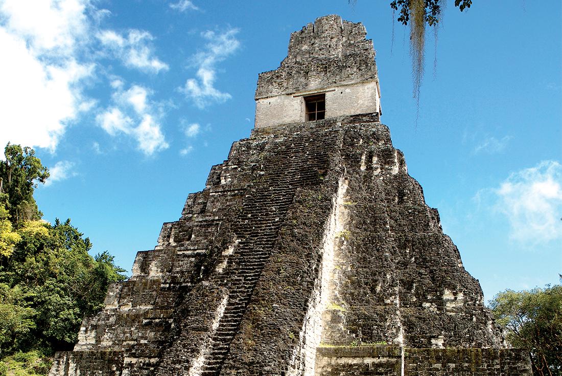 Mayan Encounter 4