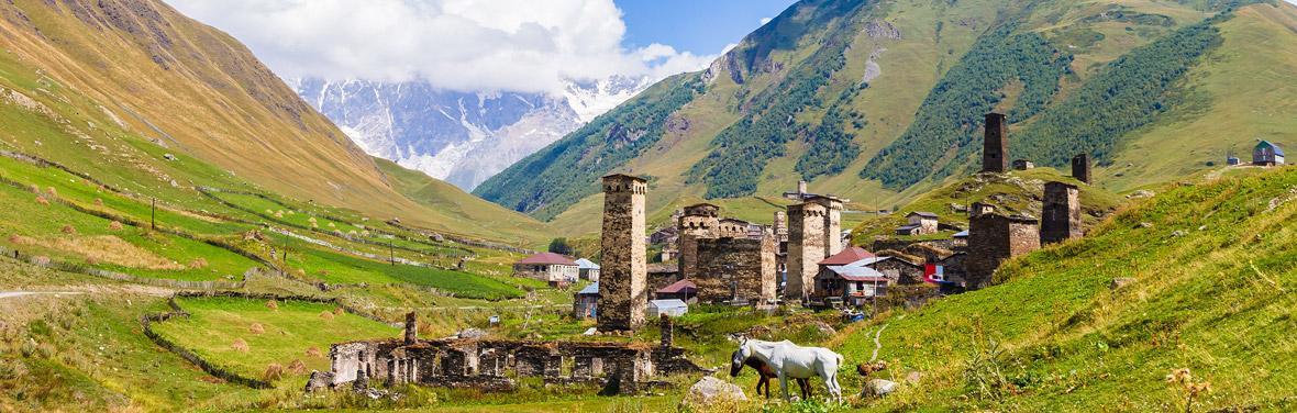 Azerbaijan, Georgia & Turkey