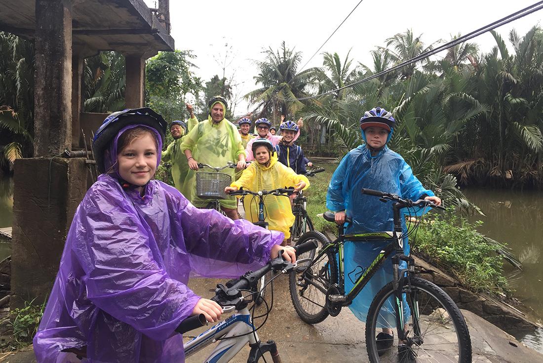 Vietnam Active Family Holiday 1