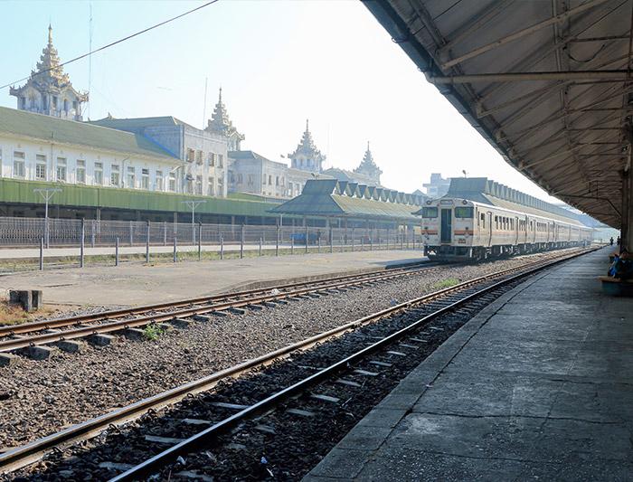 Yangon Short Break 1