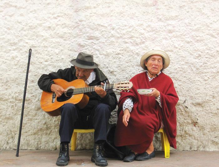 Cartagena to Quito 1