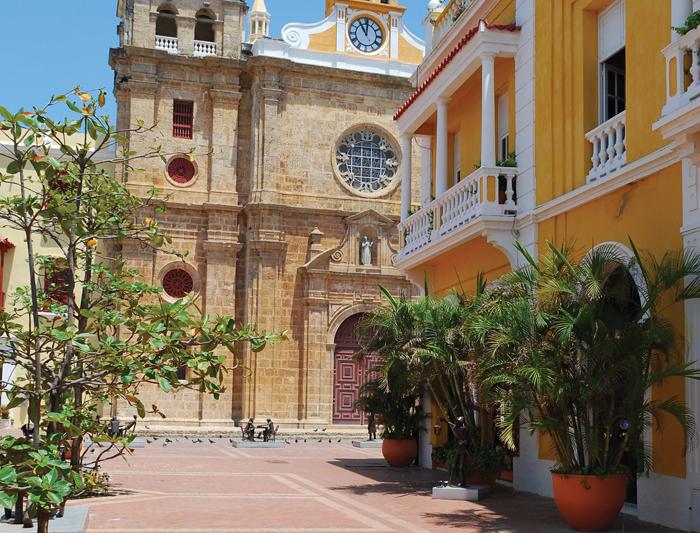 Cartagena to Quito 2