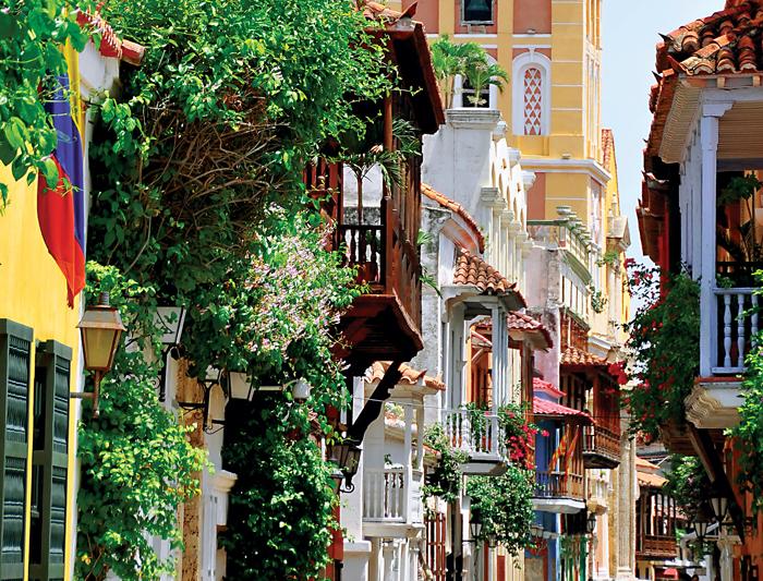 Cartagena to Quito 3