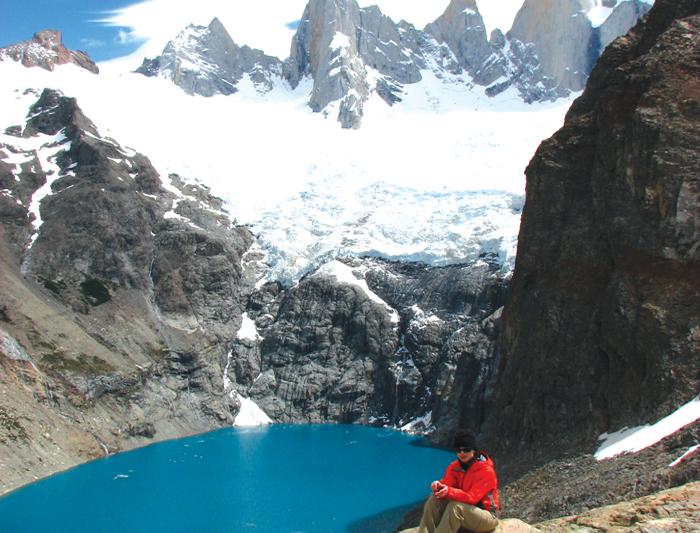 Ushuaia to Santiago 2