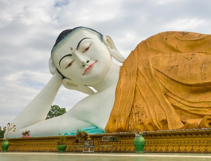 Myanmar Golden Rock Short Break 2