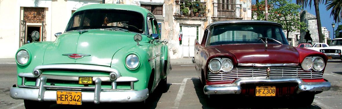 Cuba Encompassed