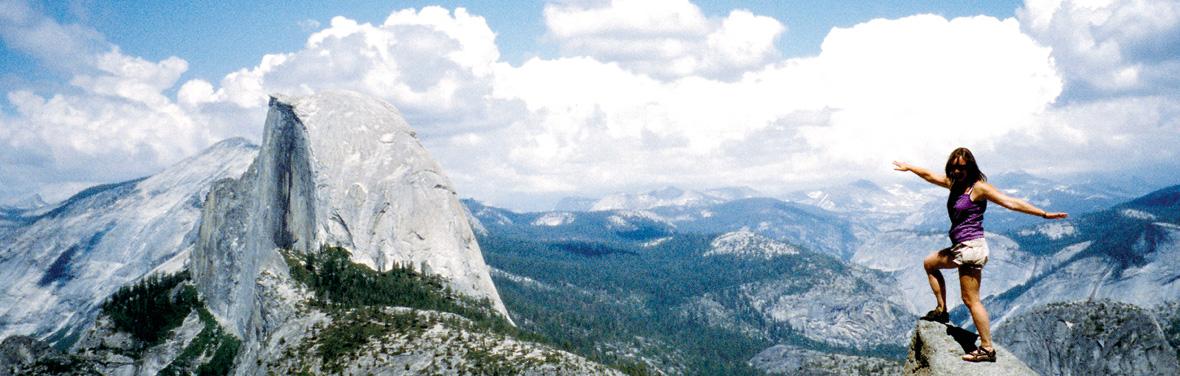 Highlights of Utah & California