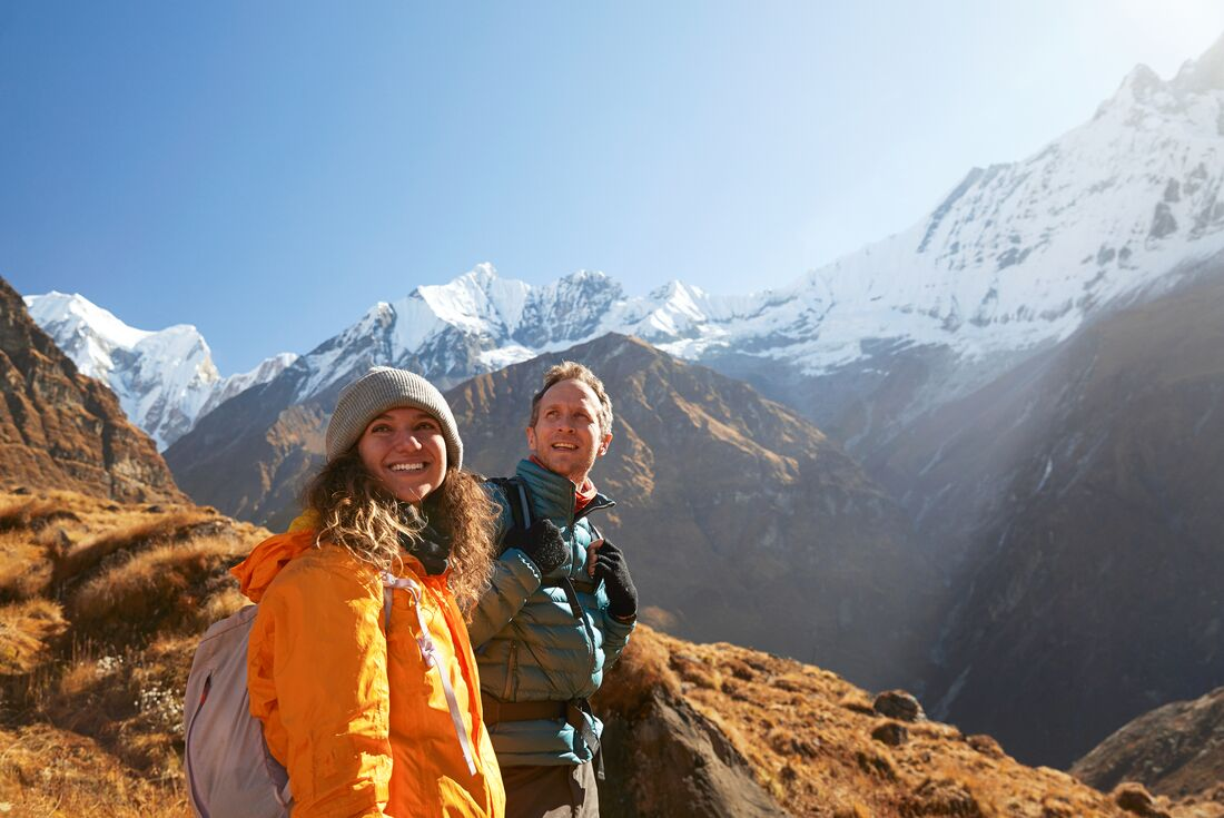 Walking Annapurna