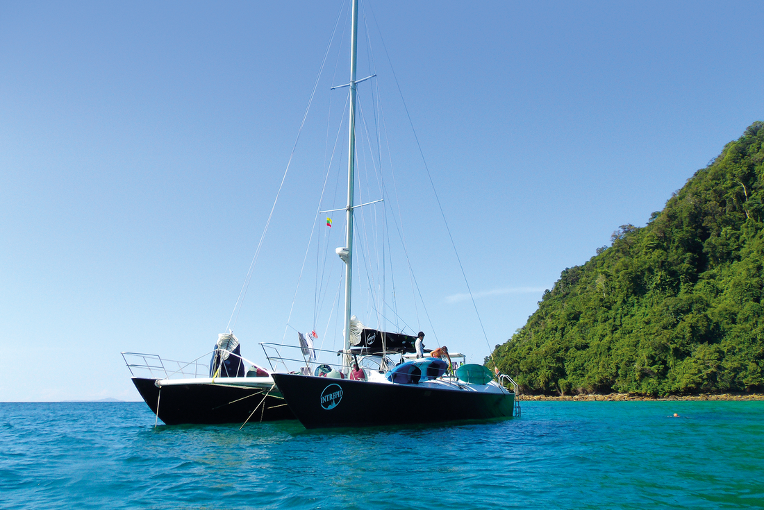 Mergui Archipelago Sailing Adventure departing from Khao Lak 2