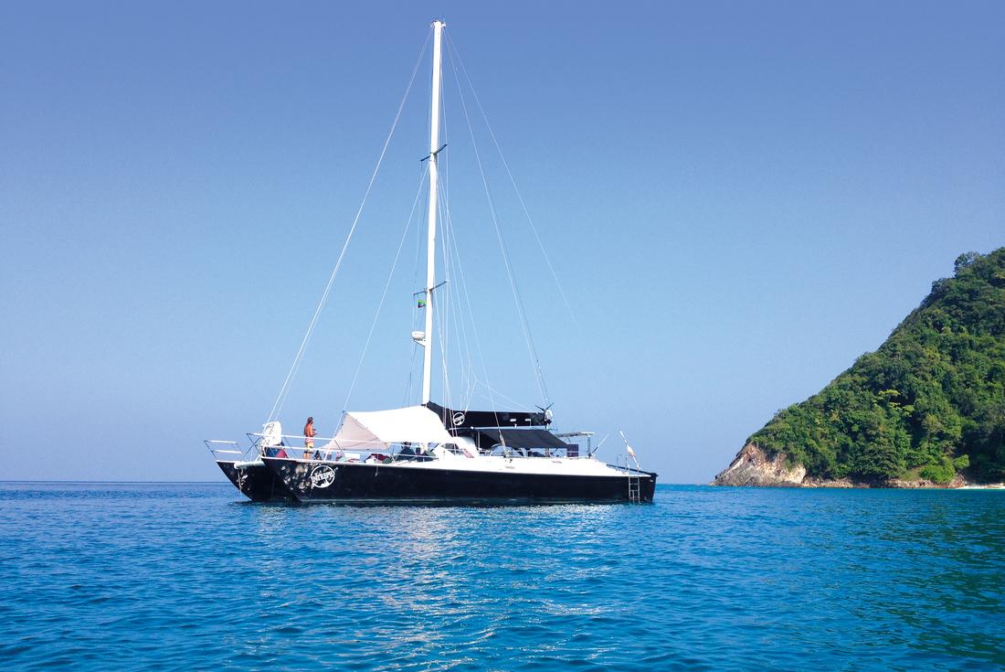 Mergui Archipelago Sailing Adventure - ex Phuket 2