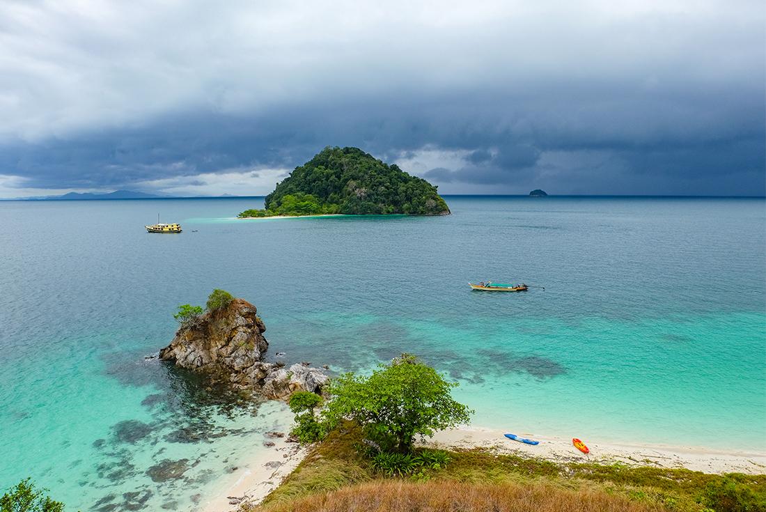 Mergui Archipelago Sailing Experience departing from Khao Lak 3