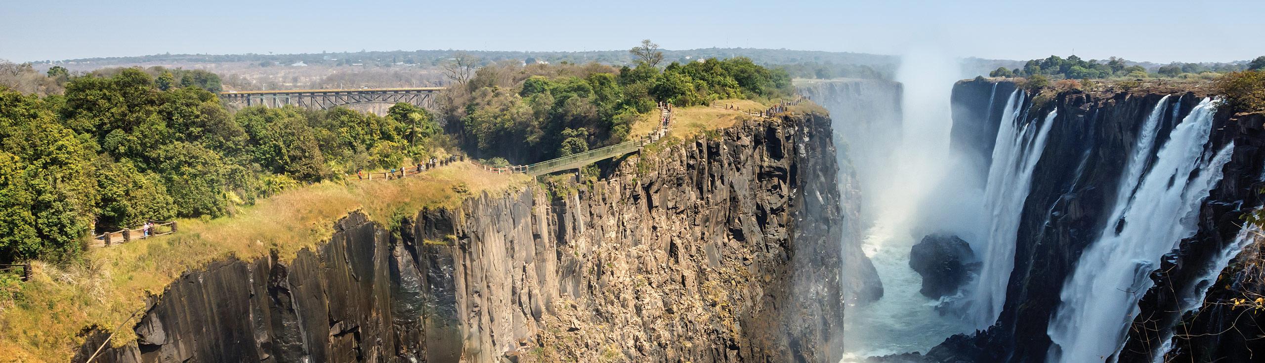 Vic Falls to Zanzibar