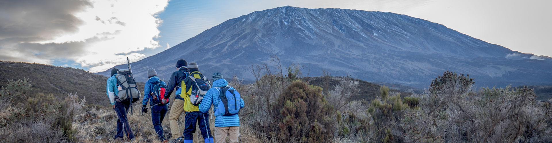 Kilimanjaro: Marangu Route