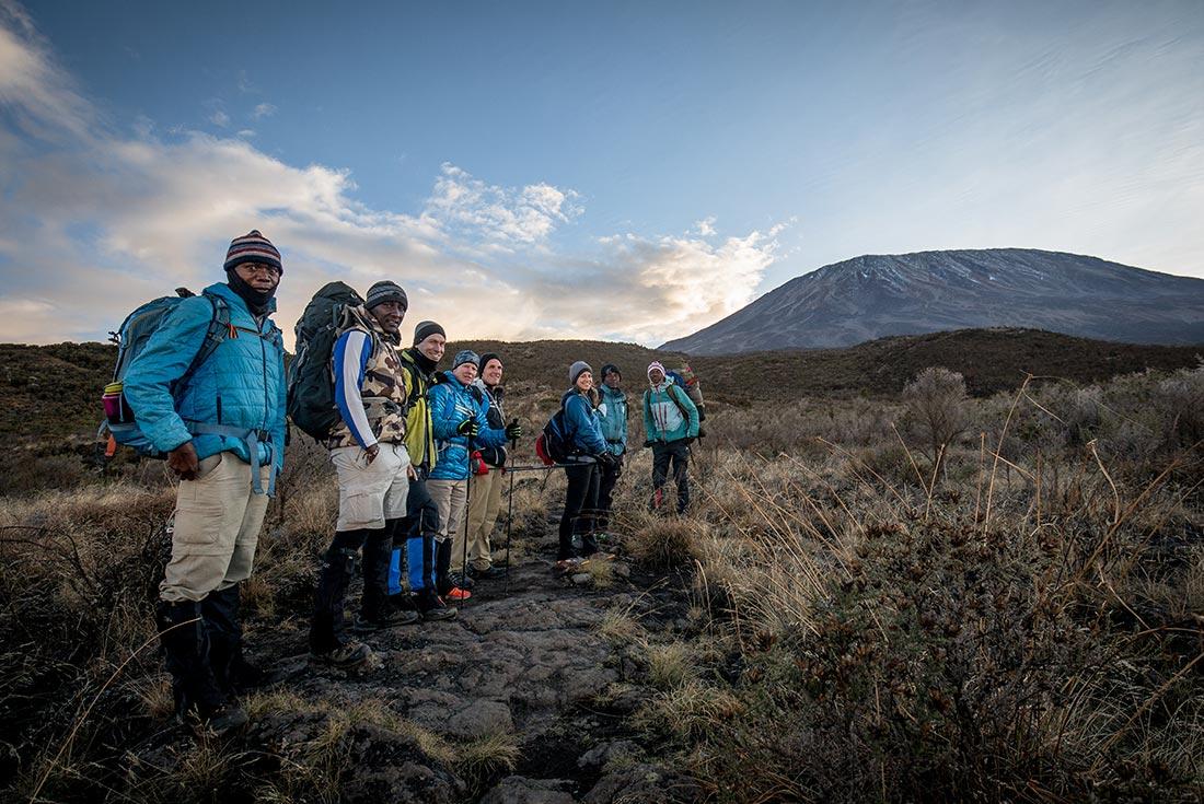 Kilimanjaro - Marangu Route 1