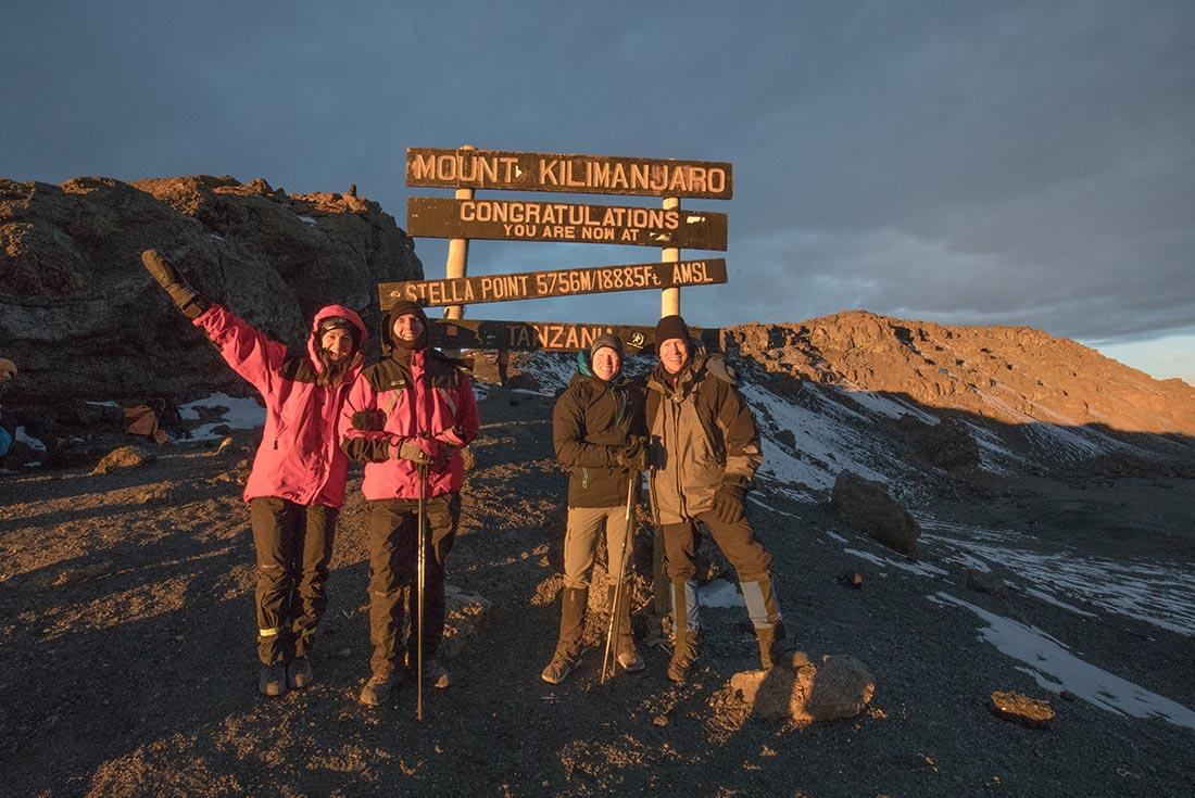 Kilimanjaro - Marangu Route 2