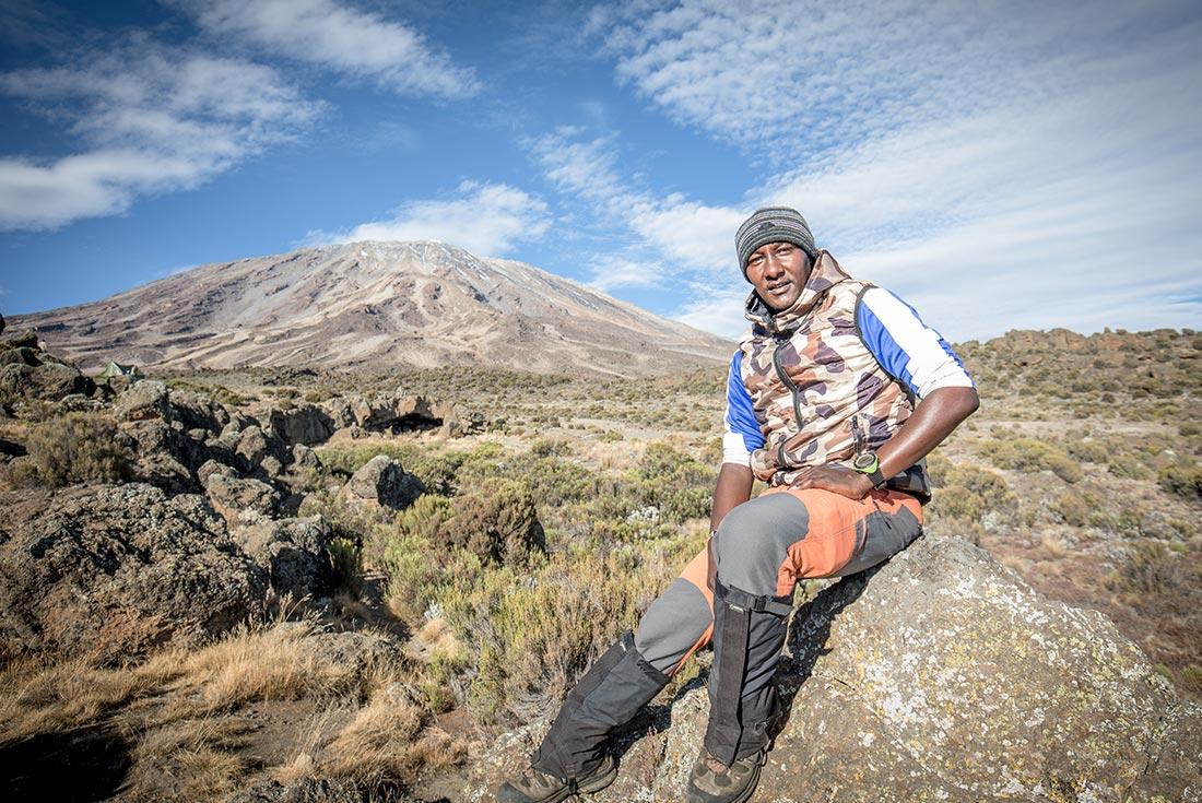 Kilimanjaro - Marangu Route 4