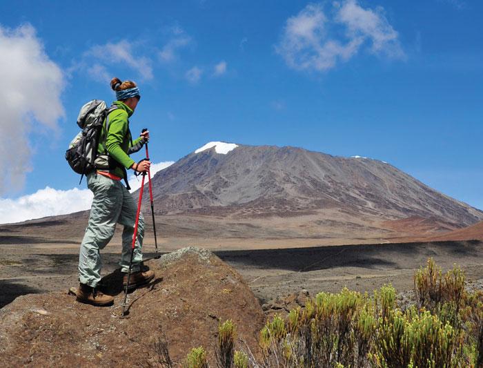 Kilimanjaro - Rongai Route 1