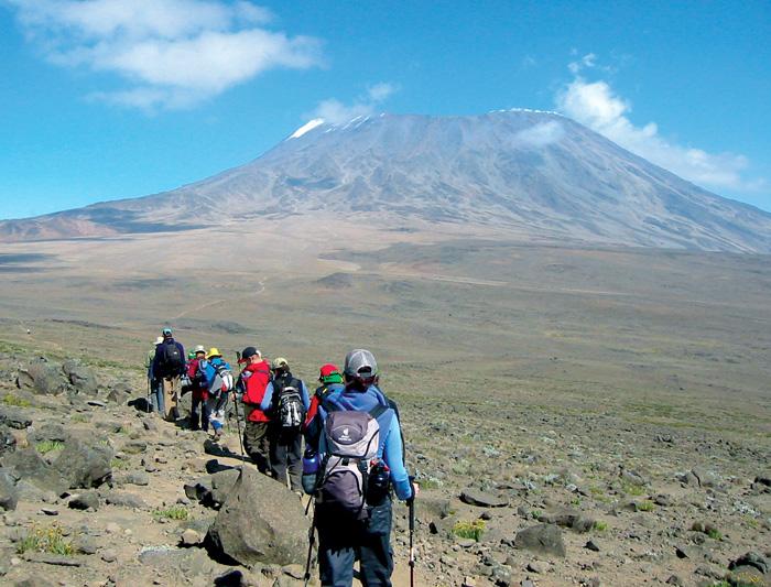 Kilimanjaro - Rongai Route 2