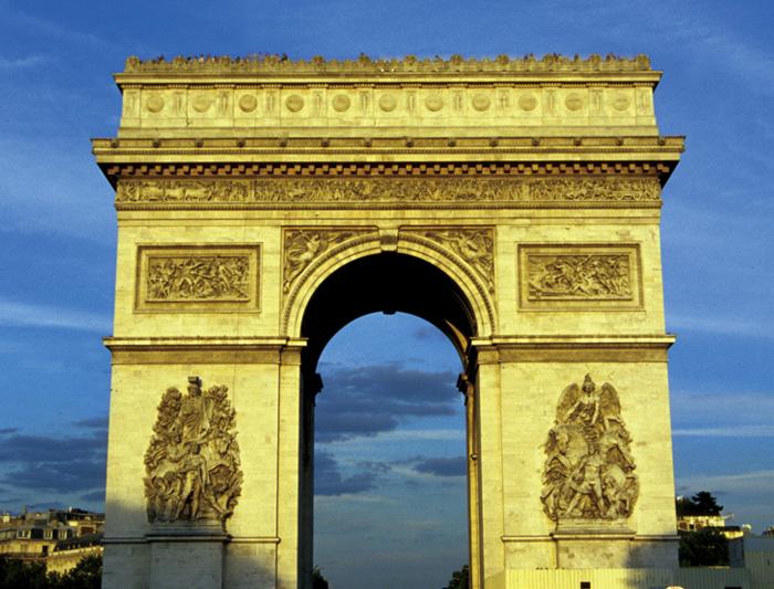 Paris to Madrid 2