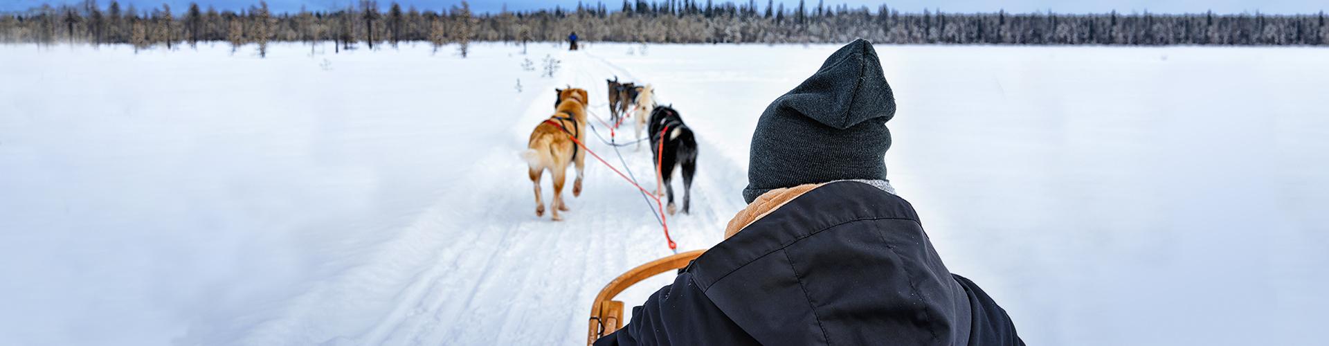 Finnish Lapland in Winter