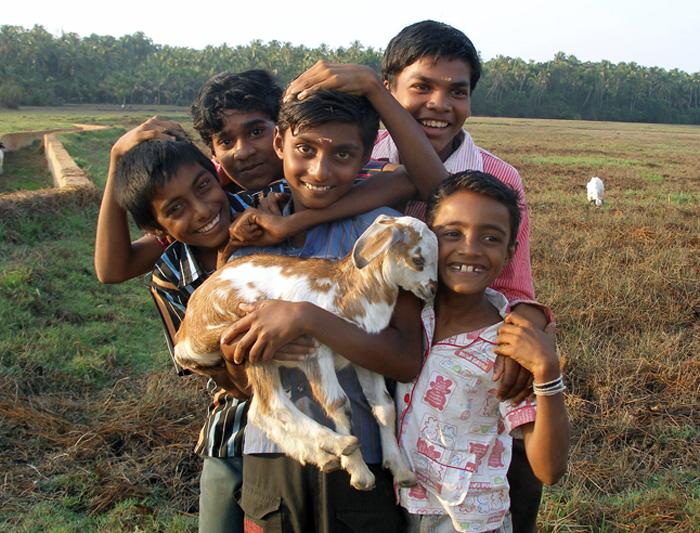 India Family Holiday 1