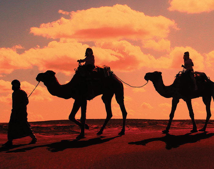 Sahara Family Holiday with teenagers 2