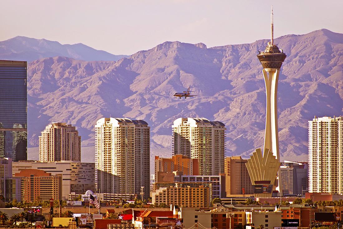 San Francisco to Las Vegas 4