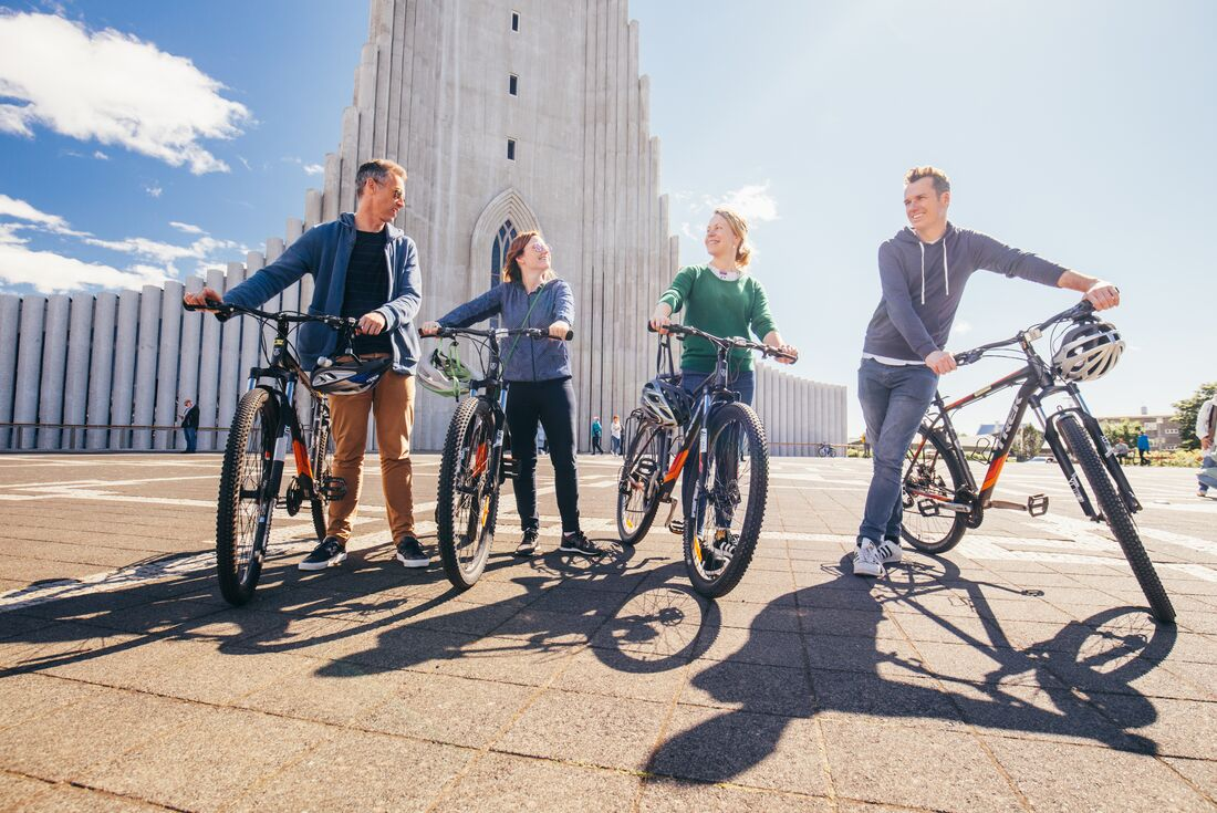 Cycle Iceland 1