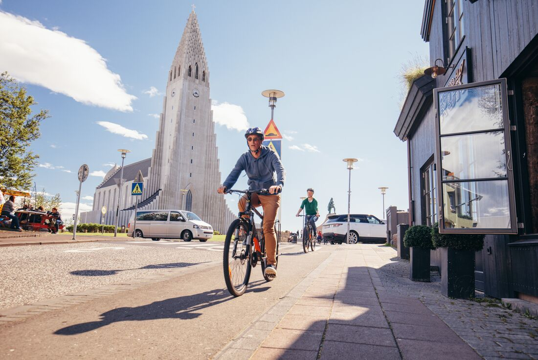 Cycle Iceland 4