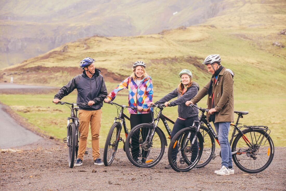 Cycle Iceland 2