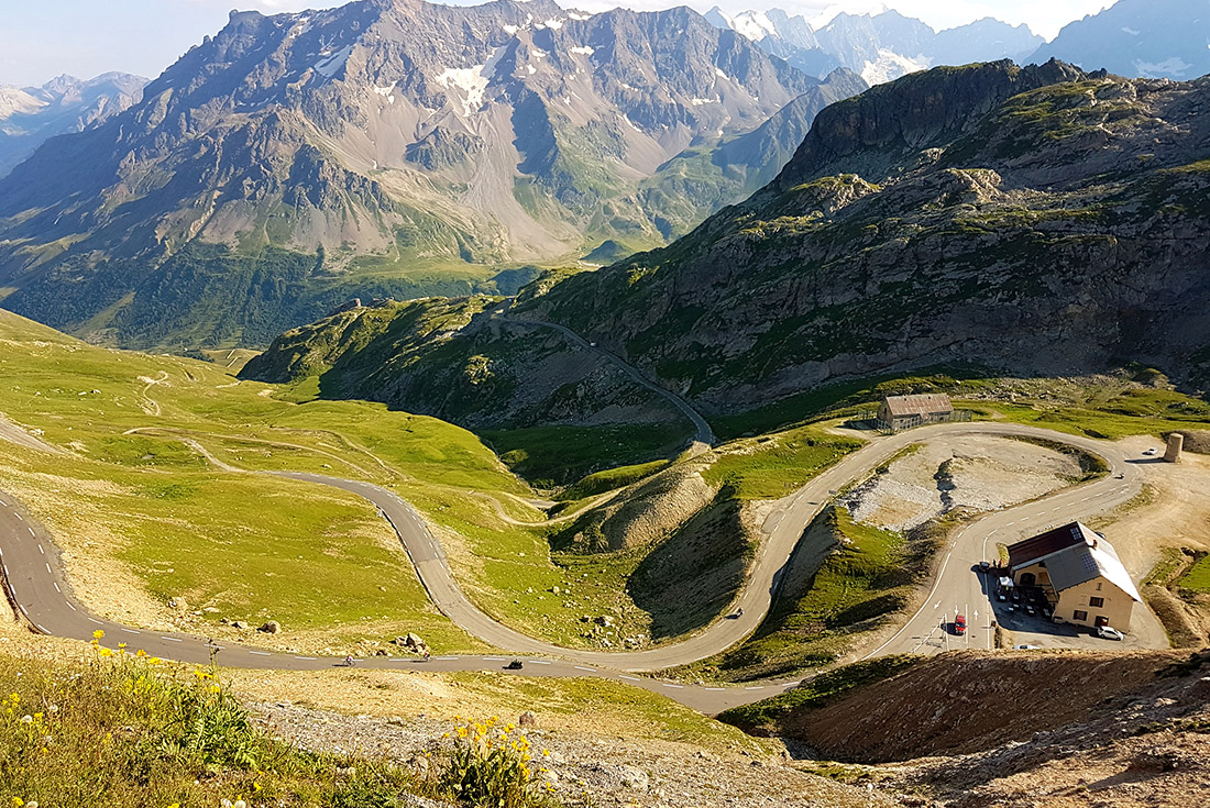 Cycle the French Alps 2