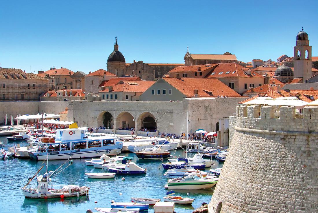 Croatia Sailing Adventure - Dubrovnik to Split 2