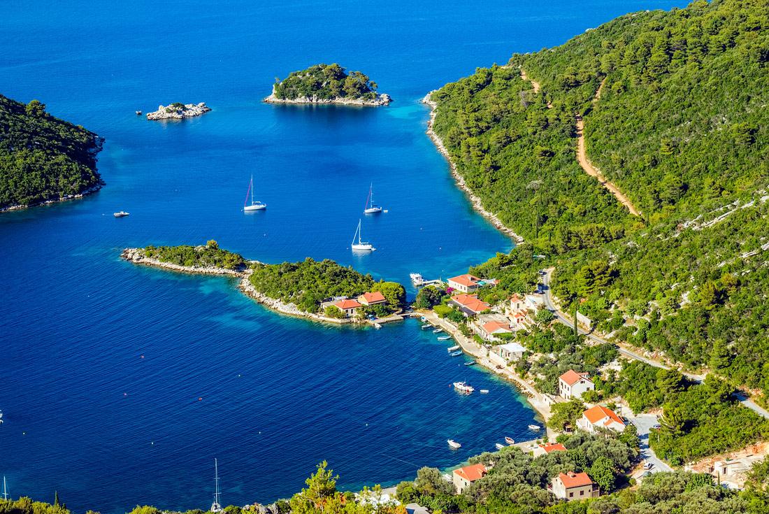 Croatia Sailing Adventure - Split to Dubrovnik 4