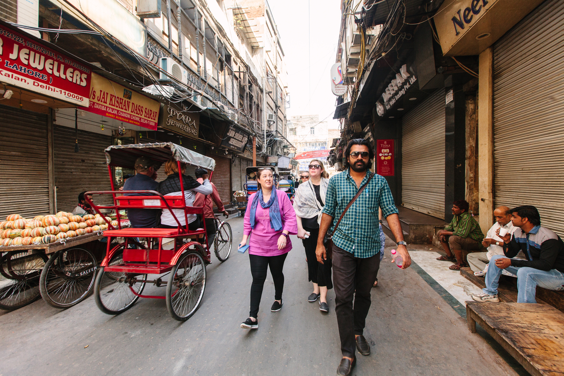 India: Hike, Bike & Raft 2