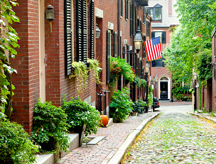 Fall Colours of New England USA 3