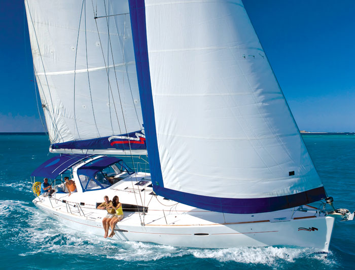 Sail Greece - Santorini to Mykonos 2