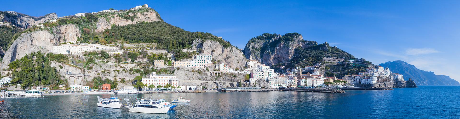 Sail Italy: Amalfi to Procida