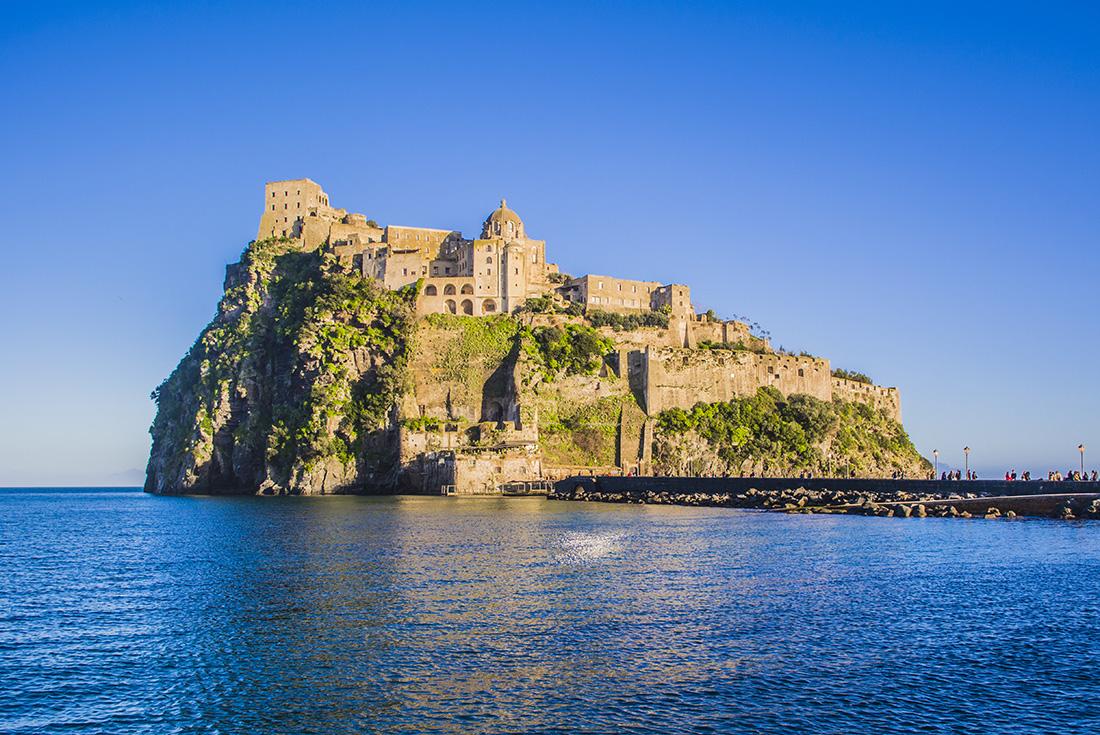 Sail Italy - Procida to Amalfi 1