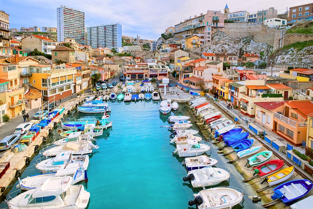 Cote d'Azur Sailing Adventure - Marseille to Nice 4