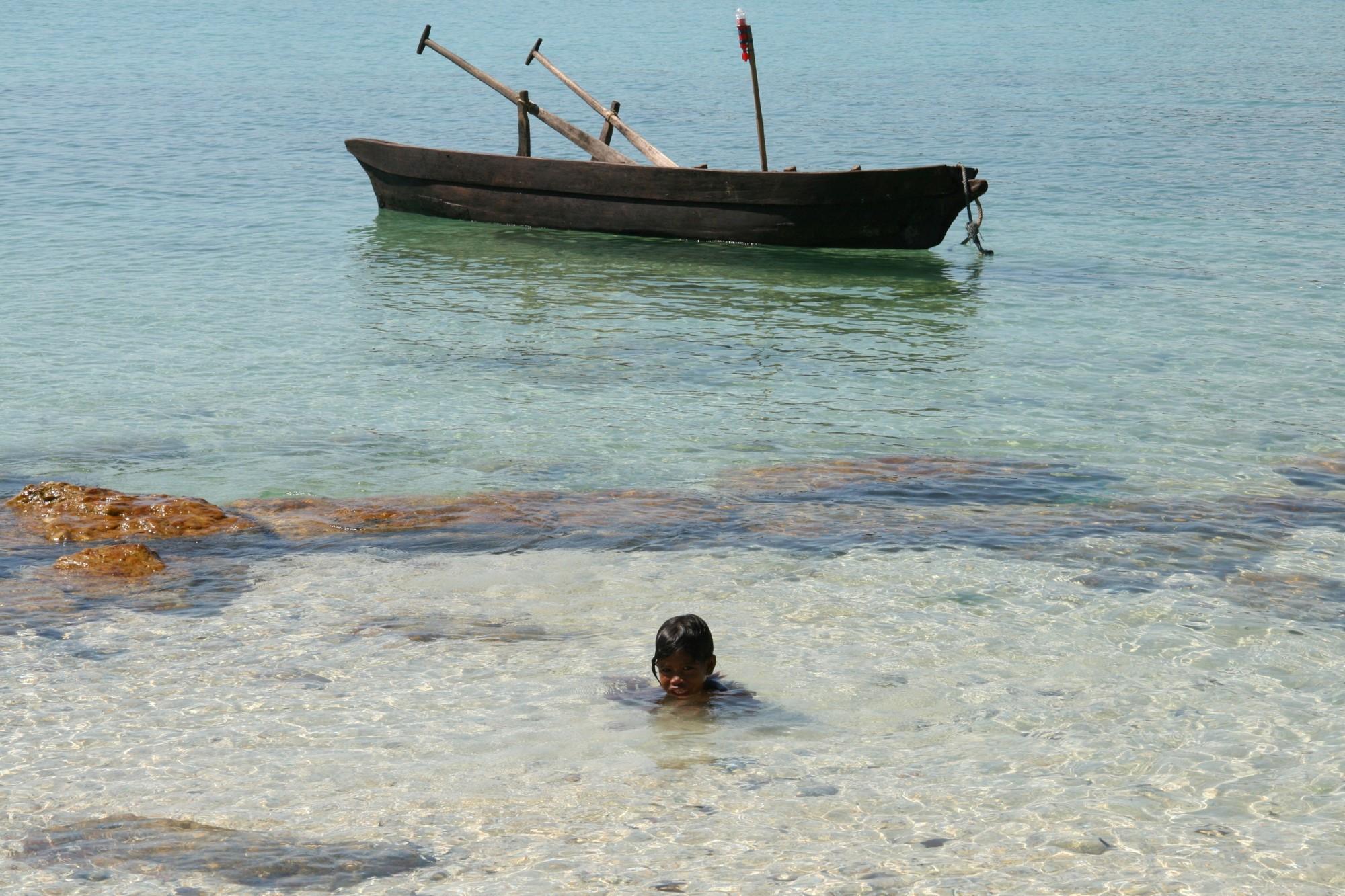 Myanmar (Burma) Sailing Expedition 1