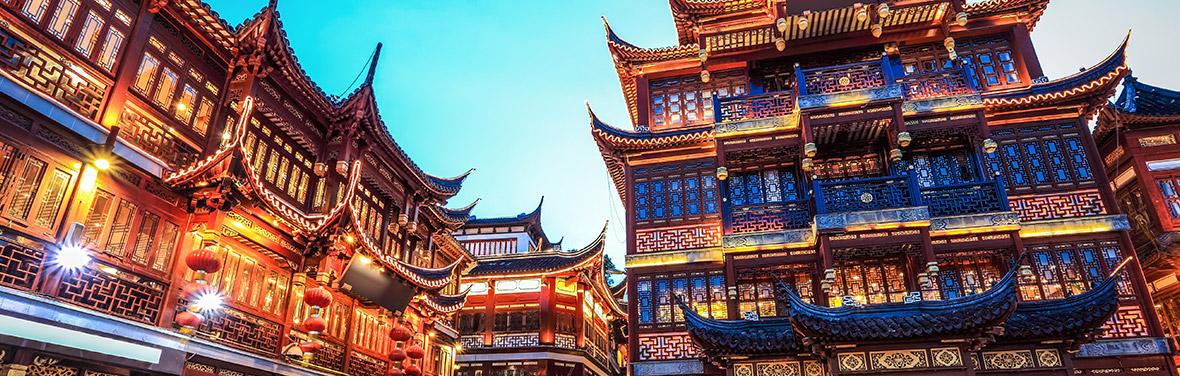 South China Getaway