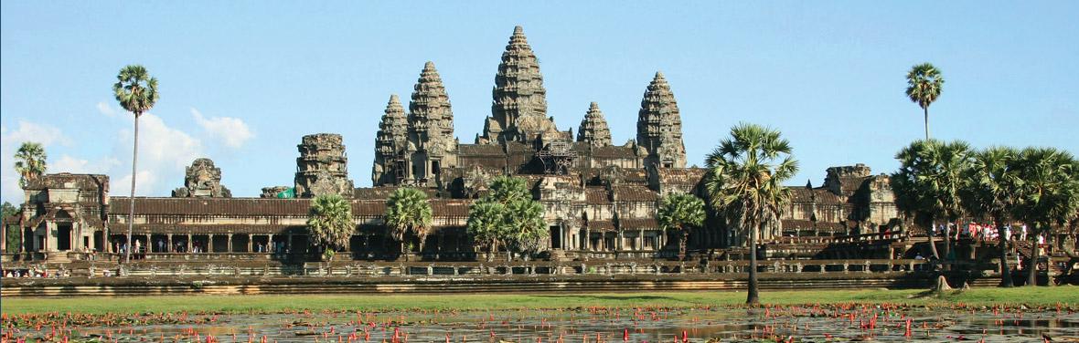 Cambodia's Secrets of Angkor