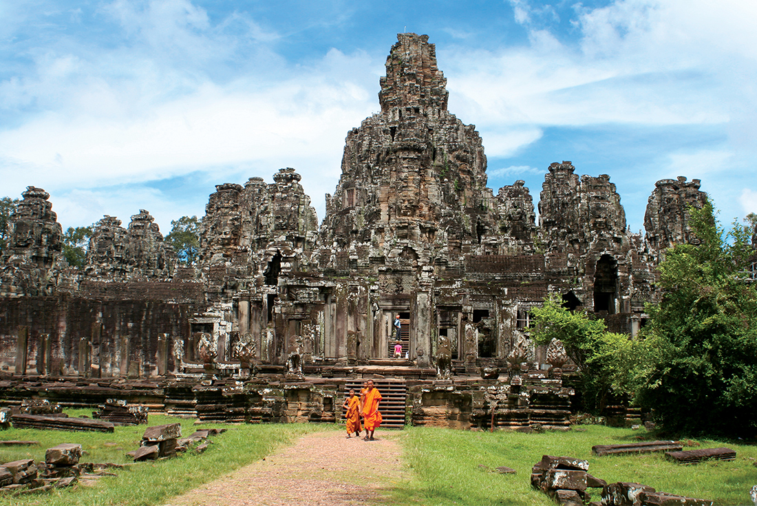Cambodia - Hike, Bike & Kayak 3