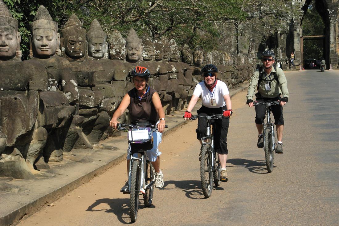 Cambodia - Hike, Bike & Kayak 1
