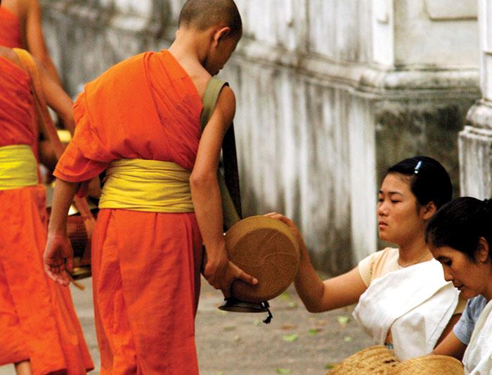 Laos Traveller - Bangkok to Vientiane 1