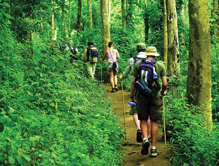 Thailand - Hike, Bike & Kayak 1